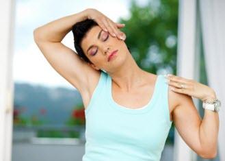 упражнения при шейном остеохондрозе видео гимнастика